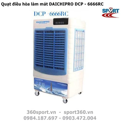 Quạt điều hòa làm mát DAICHIPRO DCP - 6666RC