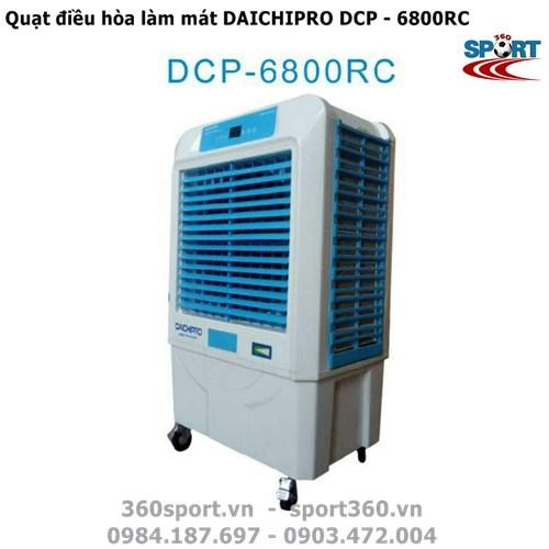 Quạt điều hòa làm mát DAICHIPRO DCP - 6800RC