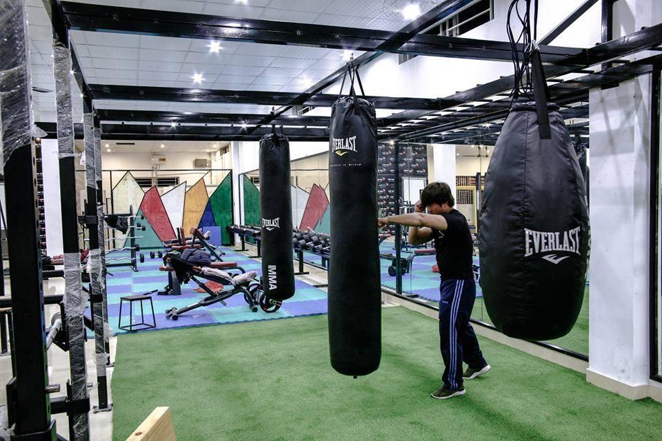 Bao đấm boxing Everlast