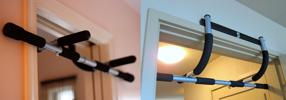 xà đơn gắn cửa