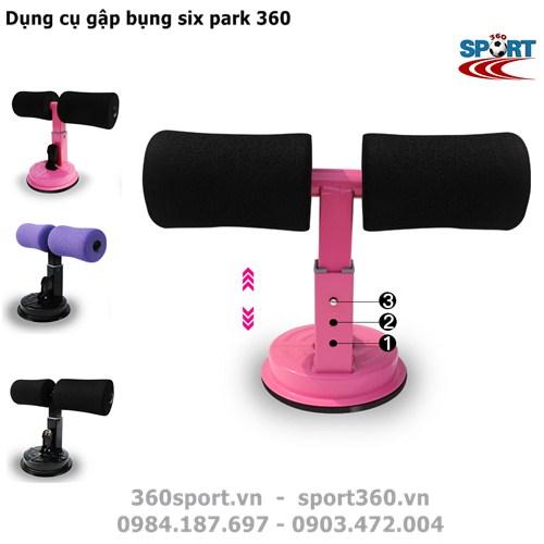 Dụng cụ gập bụng six park 360