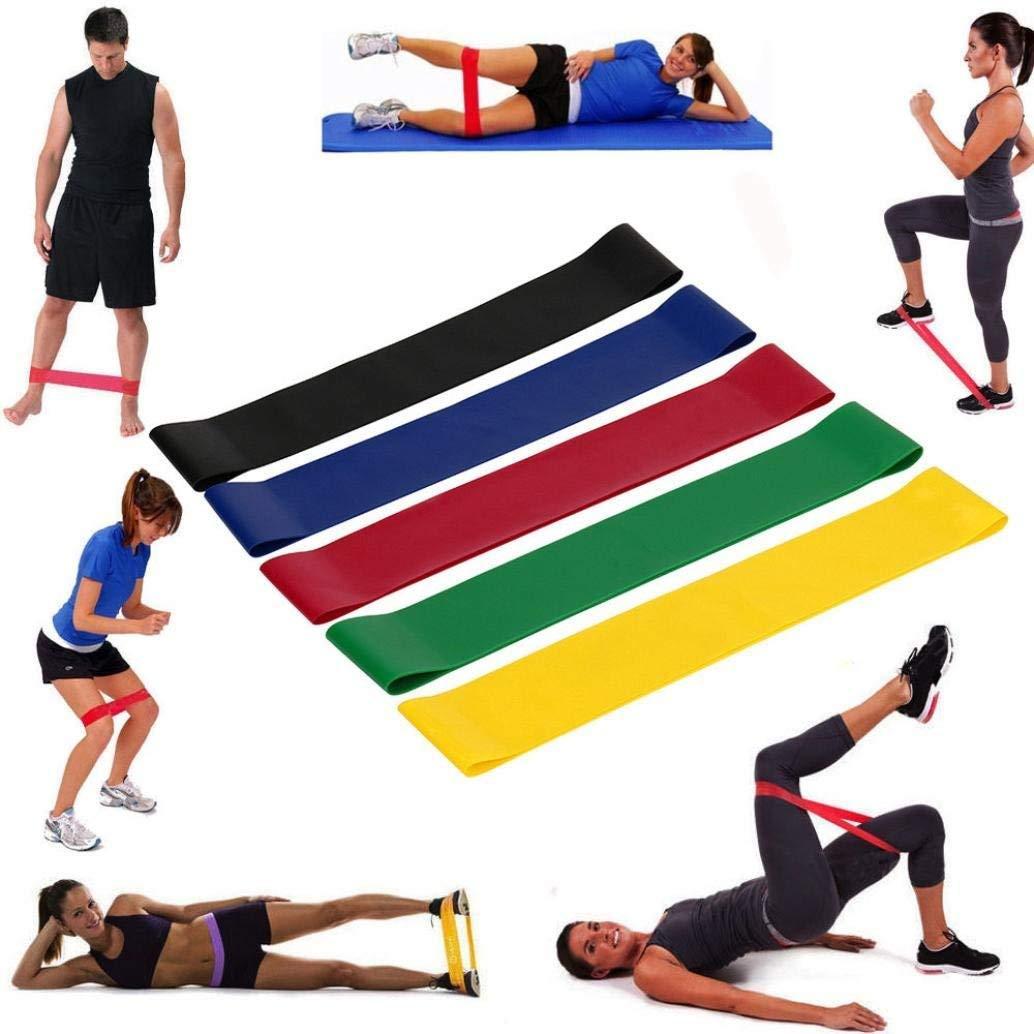 Tập luyện với dây tập mông