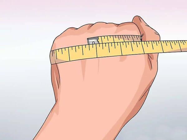 Chọn kích thước bao tay tập gym như thế nào?