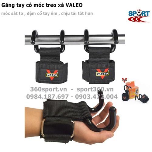Găng tay có móc hỗ trợ kéo xà