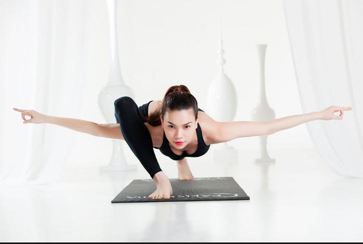 Tập yoga để có thân hình gợi cảm và quyến rũ