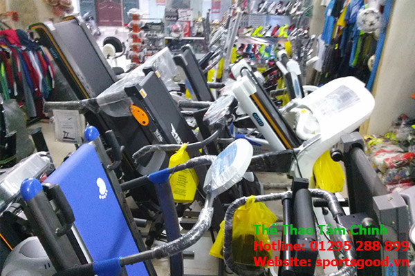 Cửa hàng bán máy chạy bộ uy tín tại Hà Nội