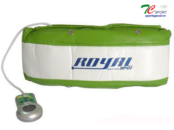 Đai rung massage giảm béo royal SP-01