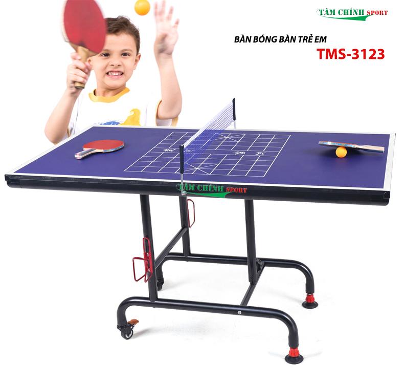 Bàn bóng bàn trẻ em TMS-3123