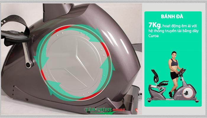 Xe đạp tập thể dục YK-B5818R giá rẻ