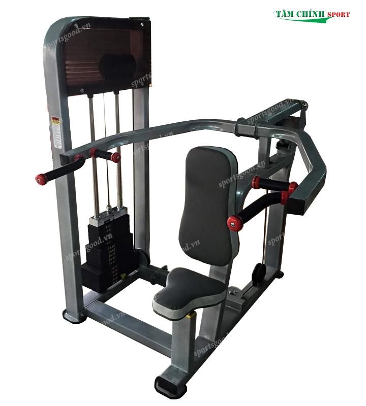 Máy đẩy vai ngực TC-30 giá rẻ cho phòng Gym