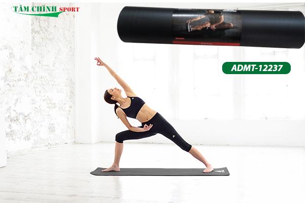 Tập luyện Yoga an toàn với thảm tập Yoga Adidas ADMT-12237
