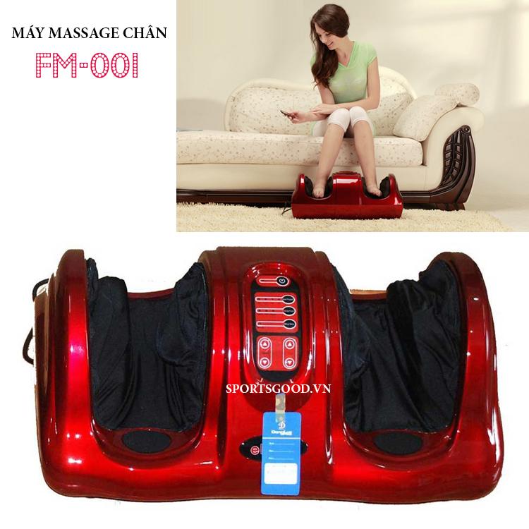 Máy massage chân FM-001 chính hãng