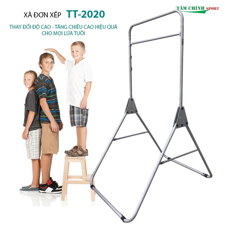 Xà đơn xếp TT-2020