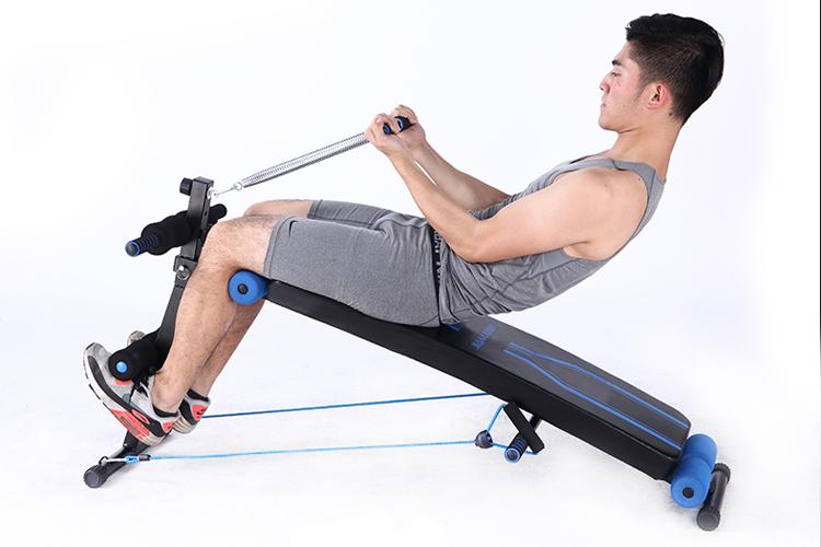 Tập cơ tay bụng với ghế cong FS-08