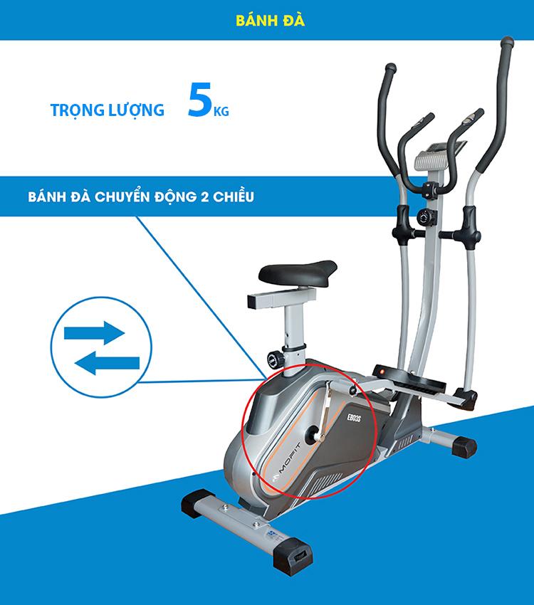 Xe đạp tập thể dục EB03S