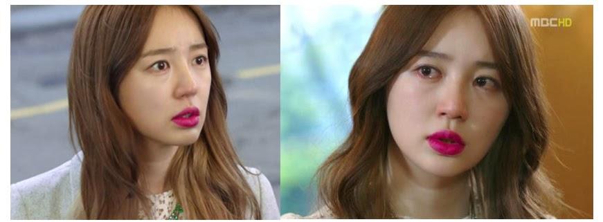 Màu son của Yoon Eun Hye trong phim I Miss You