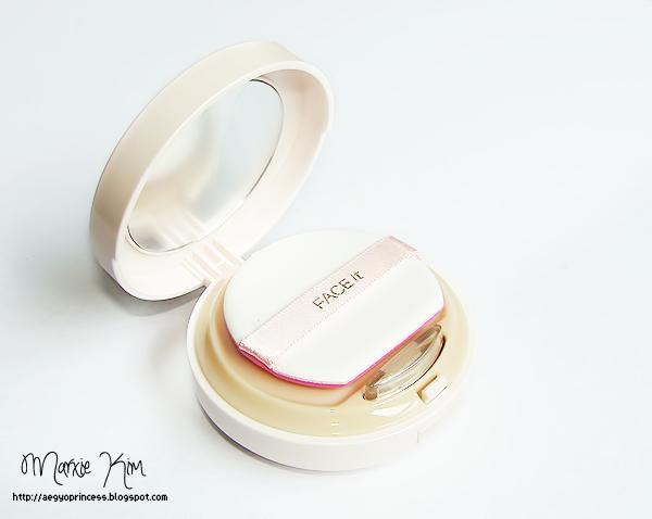The Face Shop CC Cream #2 Natural Beige
