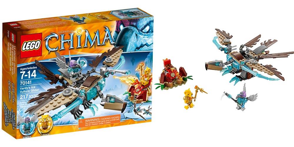 Đồ chơi LEGO 70141 - Máy Bay Băng Giá Kền Kền