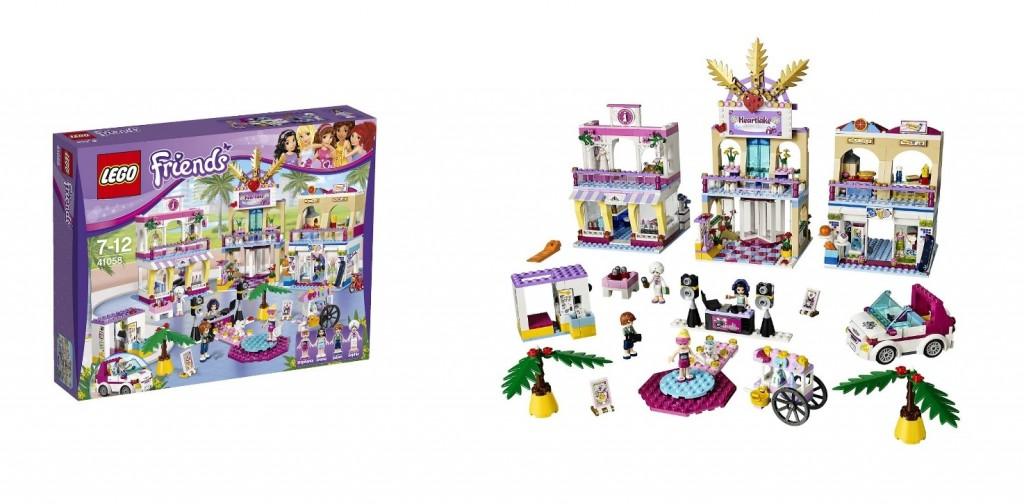 Đồ chơi Lego Juniors 10671 - Cứu Hỏa Khẩn Cấp