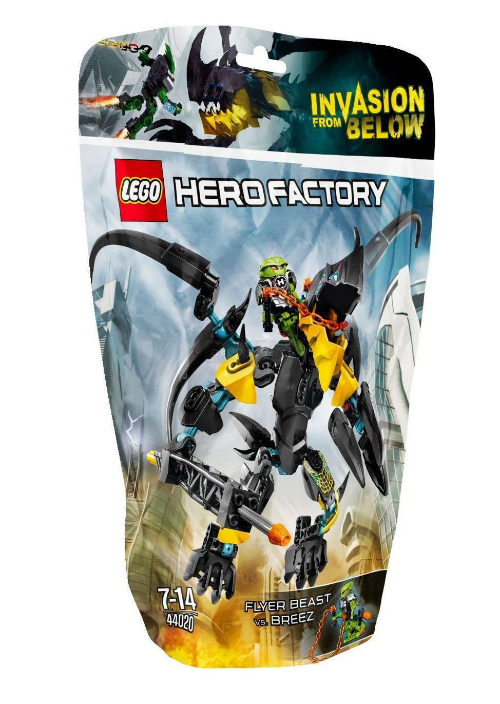 Hero Factory 45020 cho bé