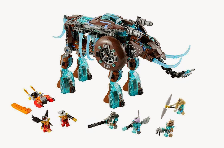 LEGO 70145