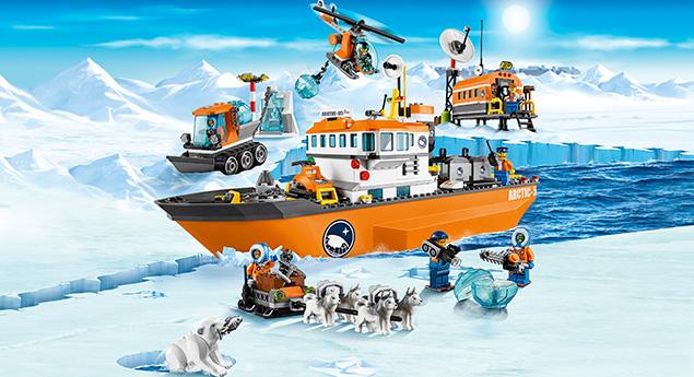 LEGO 60062