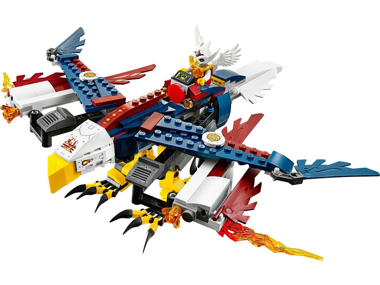 Đồ chơi LEGO 70142 - Máy Bay Chiến Đấu Lửa Của Eris