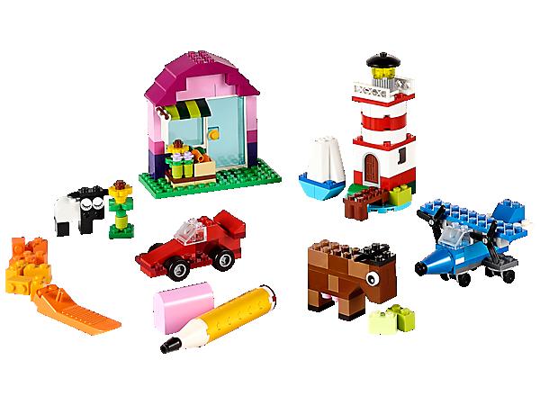 Đồ chơi Lego Classic 10692 - Sáng tạo
