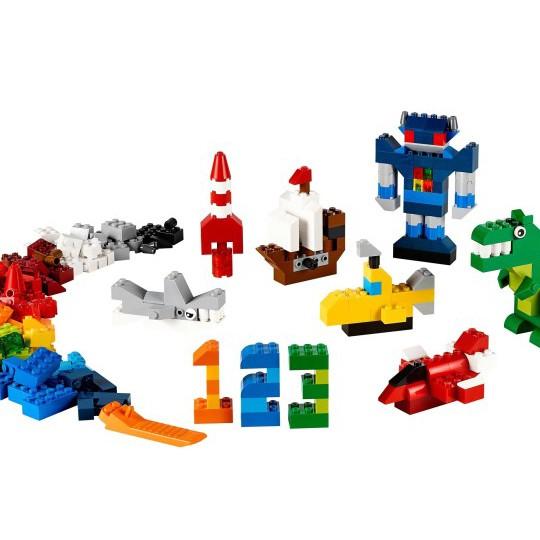 Đồ chơi lego 10693 - Hộp gạch classic sáng tạo bổ xung