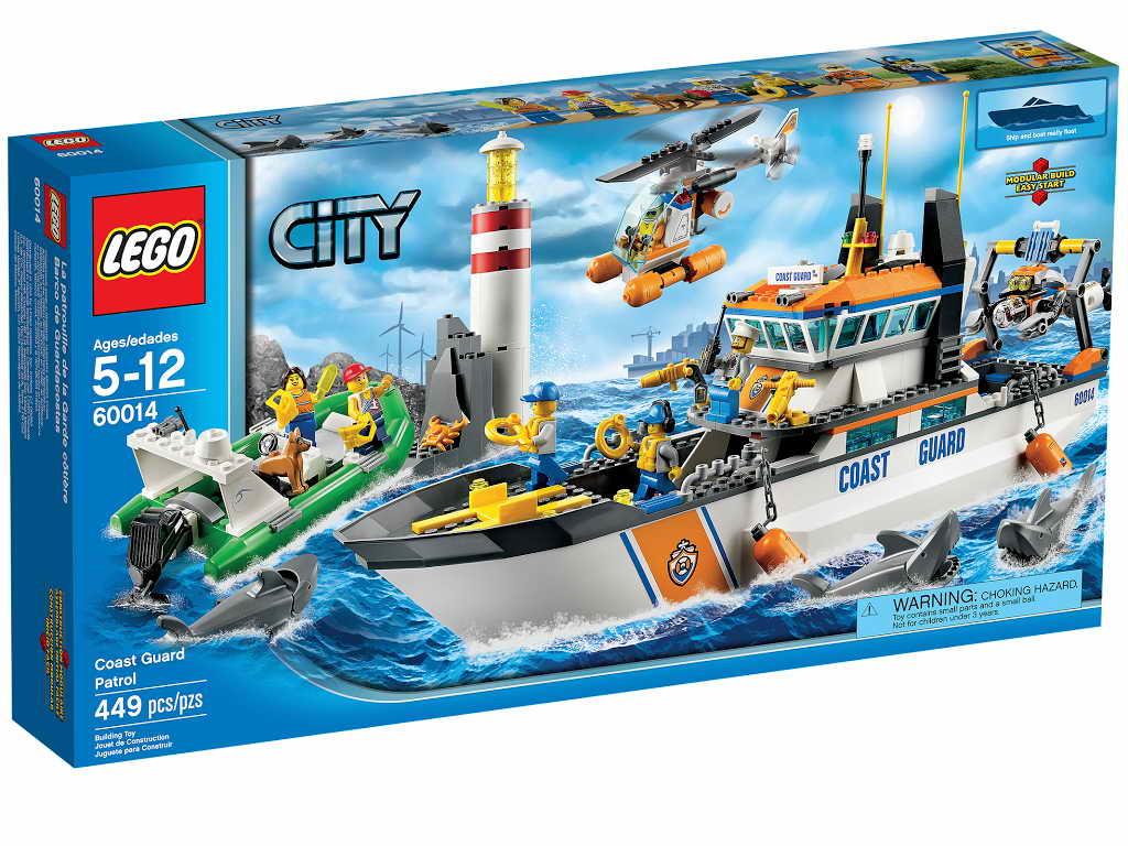 Bộ đồ chơi xếp hình LEGO 60014