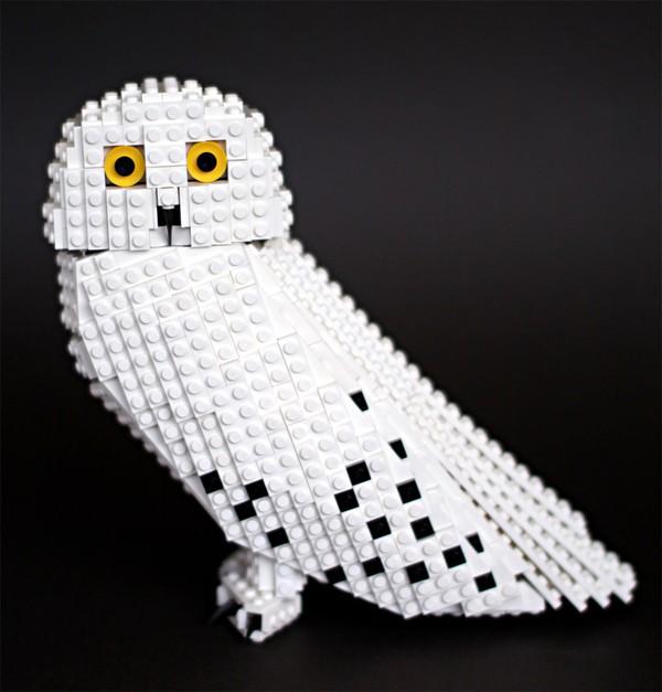 Chiêm ngưỡng những chú chim theo phong cách LEGO sáng tạo và đẹp mắt 17