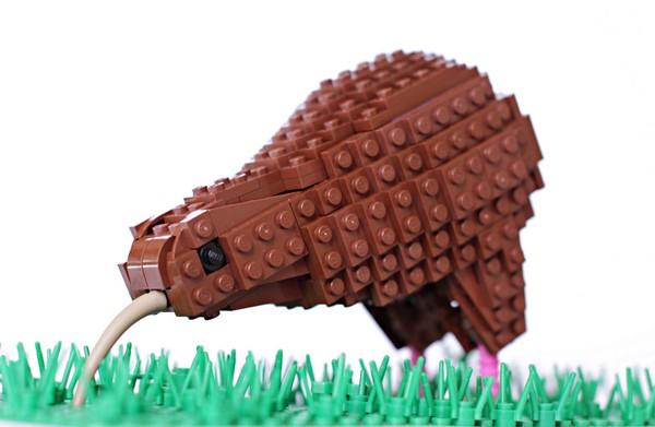 Chiêm ngưỡng những chú chim theo phong cách LEGO sáng tạo và đẹp mắt 20