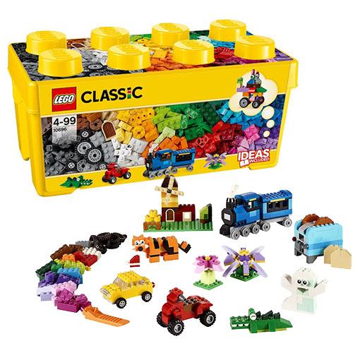 Đồ chơi lego Classic 10696 - Thùng gạch trung sáng tạo