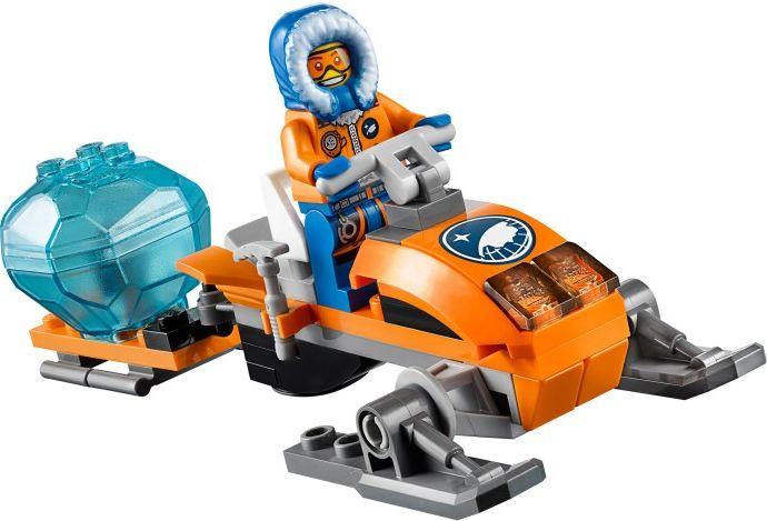 Đồ chơi LEGO 60032 - Mô Tô Trượt Tuyết