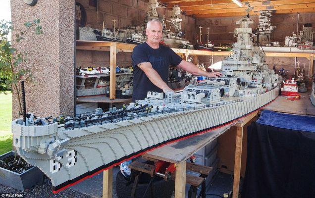 tàu lego