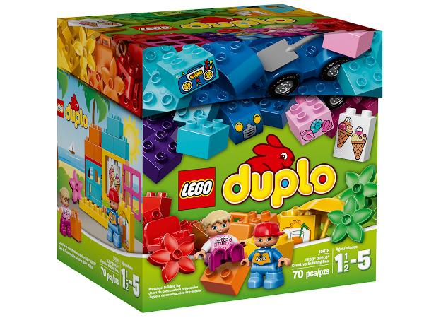 Đồ chơi Lego Duplo 10618 - Lắp ráp sáng tạo