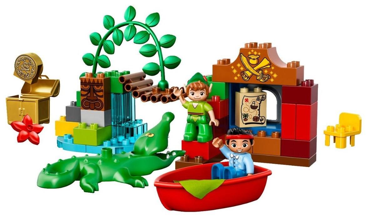 Đồ chơi LEGO Duplo 10526 - Chuyến thăm của Peter Pan