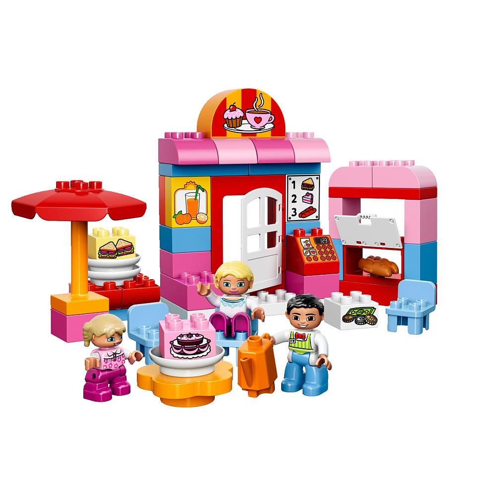Đồ chơi Lego Duplo 10587 - Quán giải khát