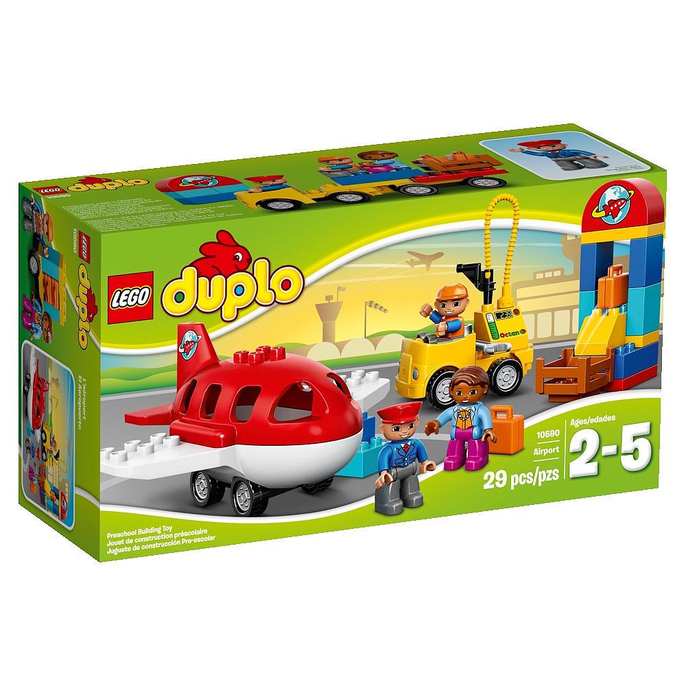 Đồ chơi Lego Duplo 10590 - Sân Bay