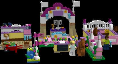 lego cho bé gái