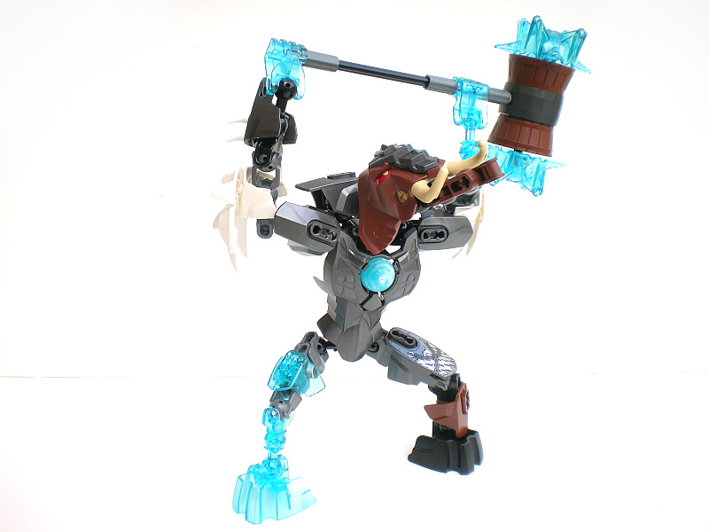 Đồ chơi LEGO 70209 - Chiến Binh Băng Mungus