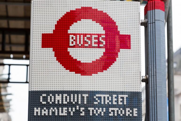 trạm xe bus lego