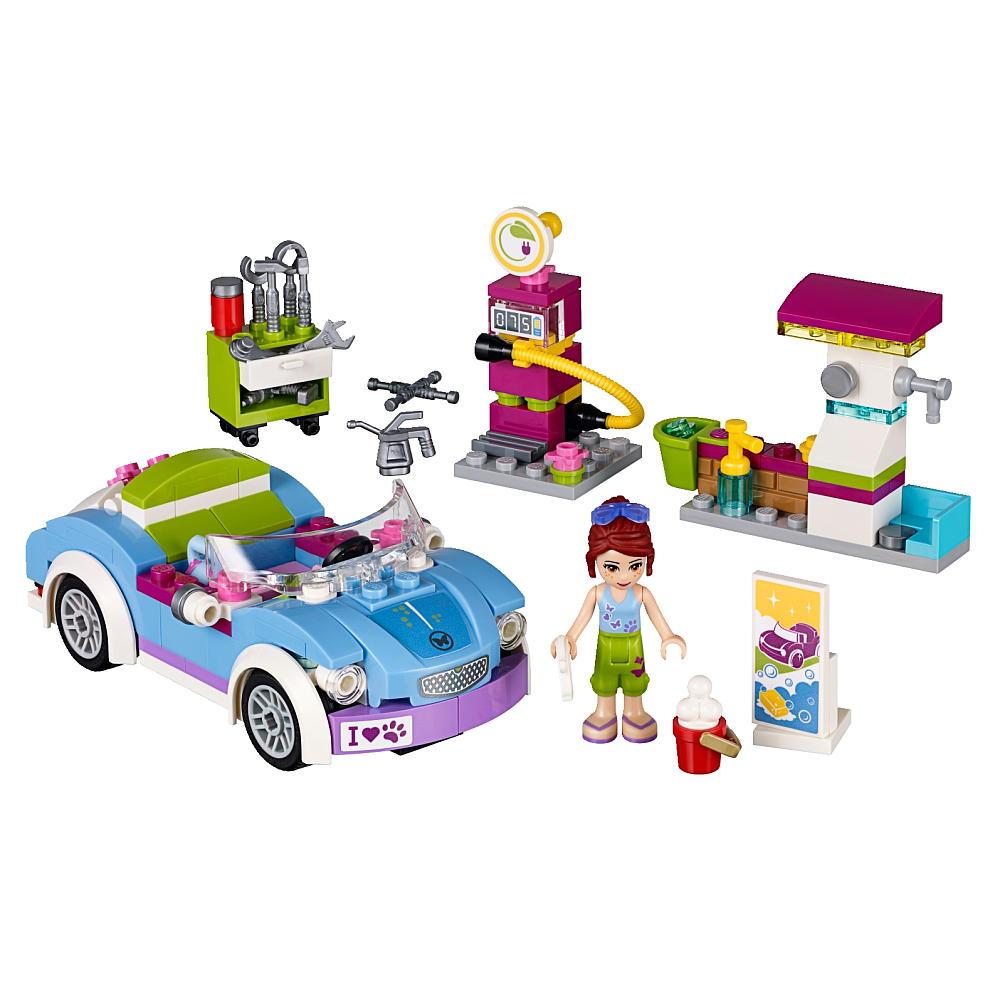 LEGO 41091 Mia's Roadster - Siêu xe của Mia