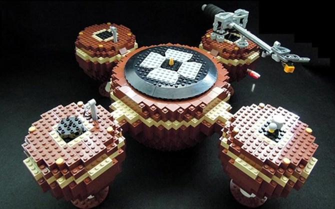 ĐẦU ĐĨA LEGO