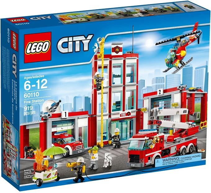 Đồ chơi xếp hình LEGO 60110