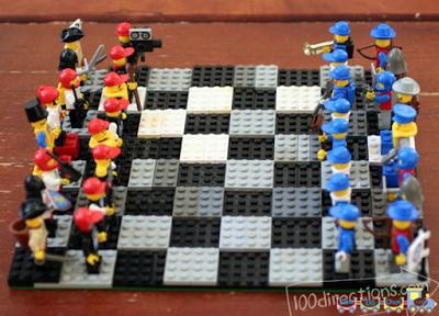 Đồ Chơi Lego Và 20 Ý Tưởng Độ Chế Sáng Tạo
