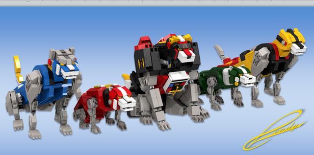 tuổi thơ Lego