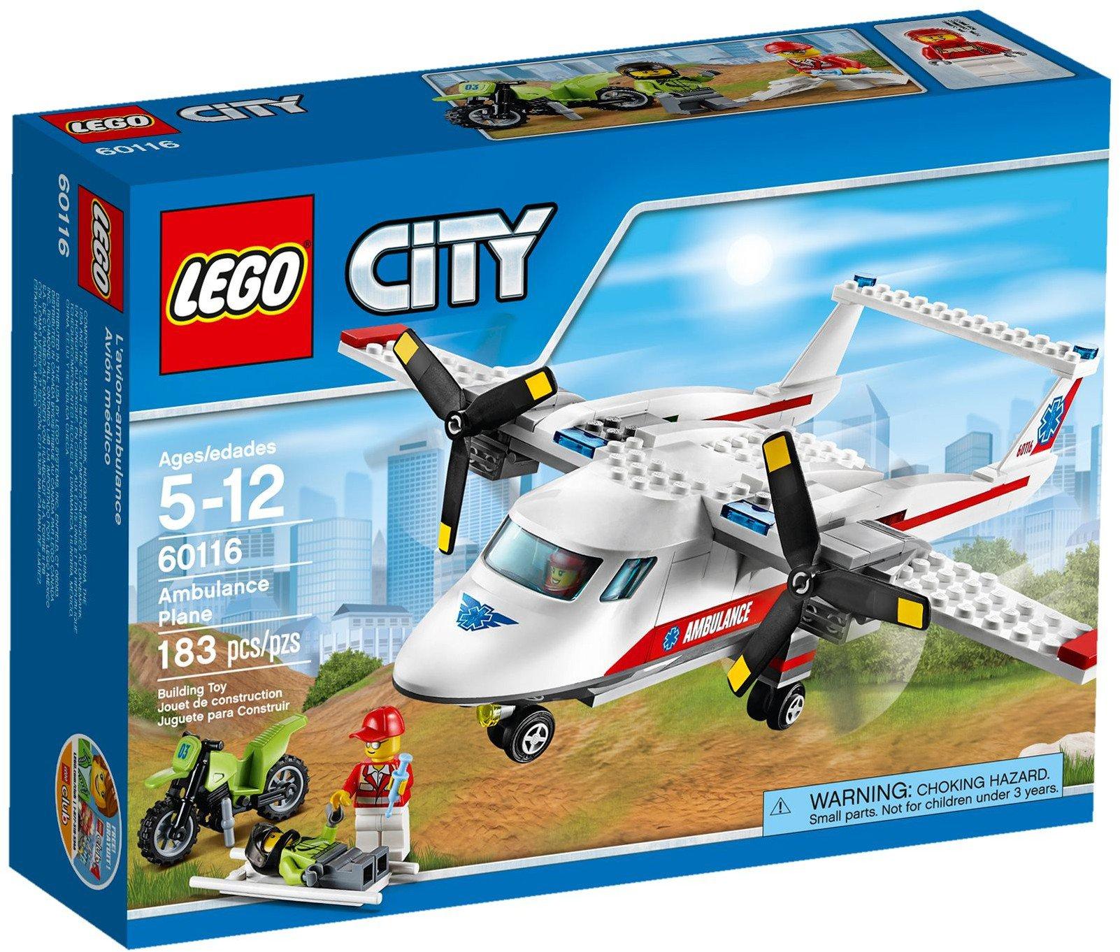 lego city 60016