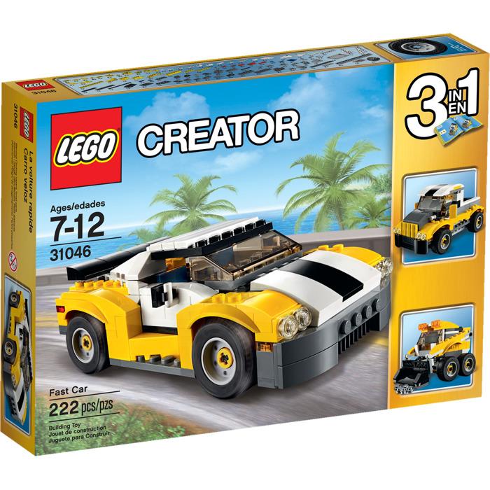 Lego 31046 - siêu xe đua