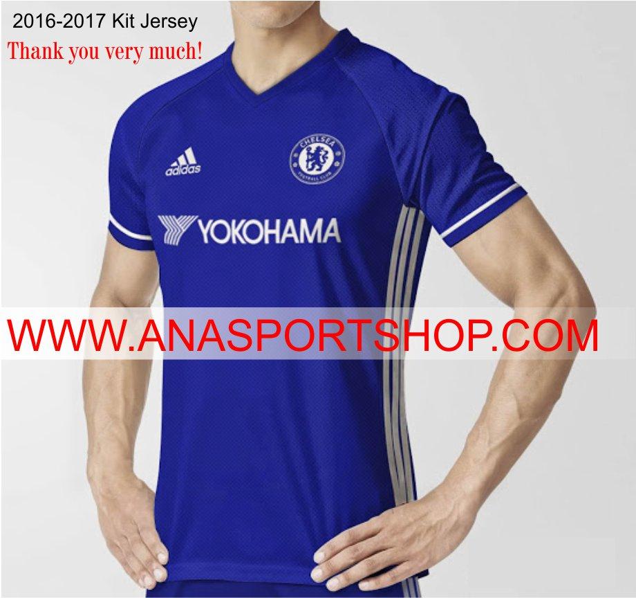 Áo Chelsea 2016-2017